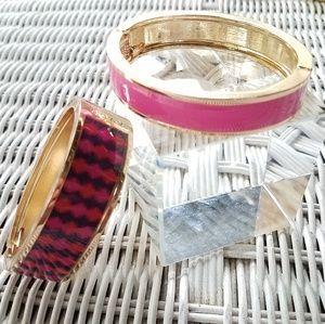 Avon beautiful joyful bangle set